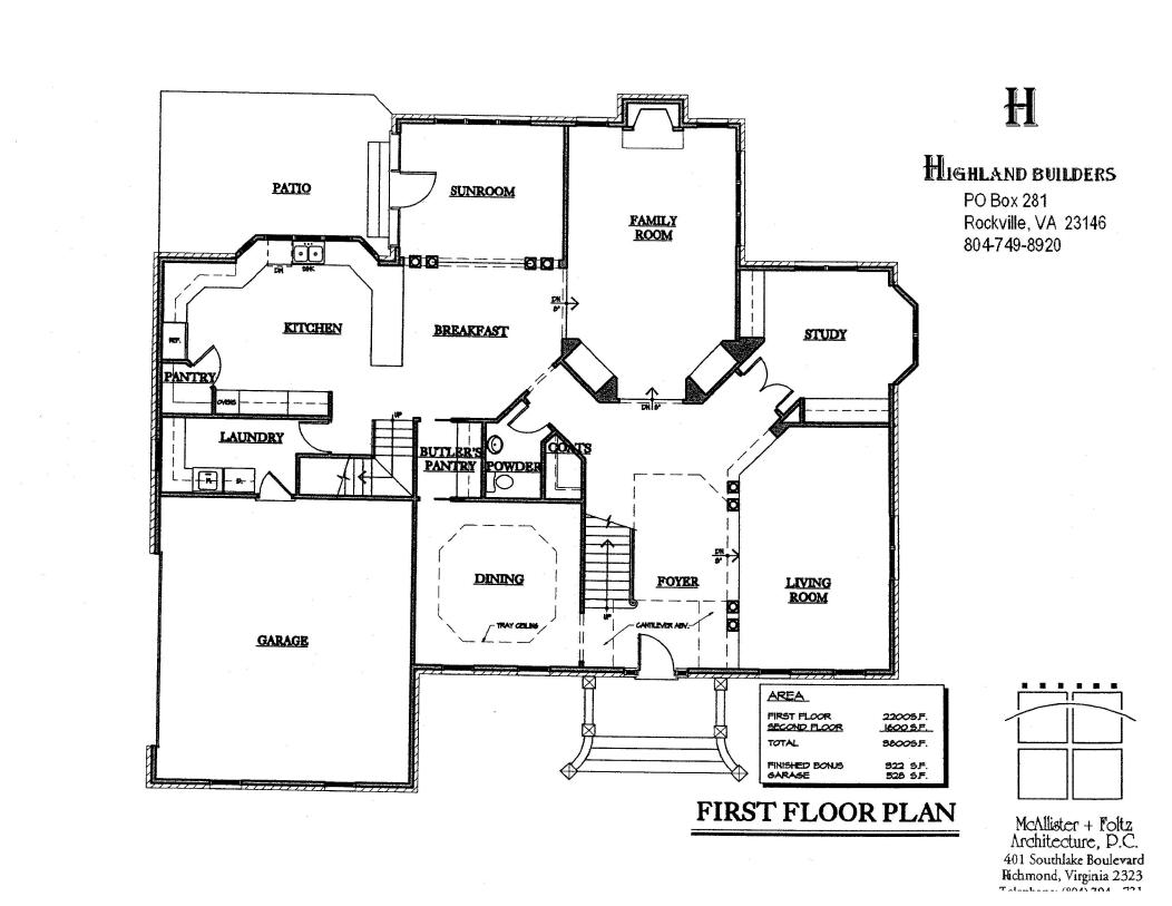 Franklin Home Design Highland Builders